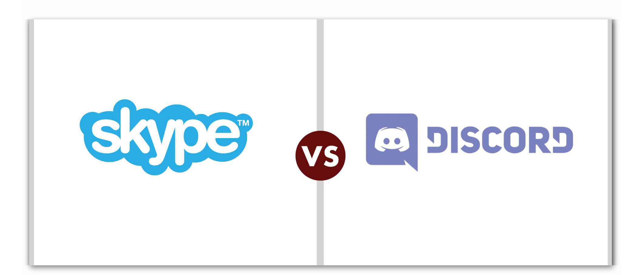 Картинка Discord или Skype