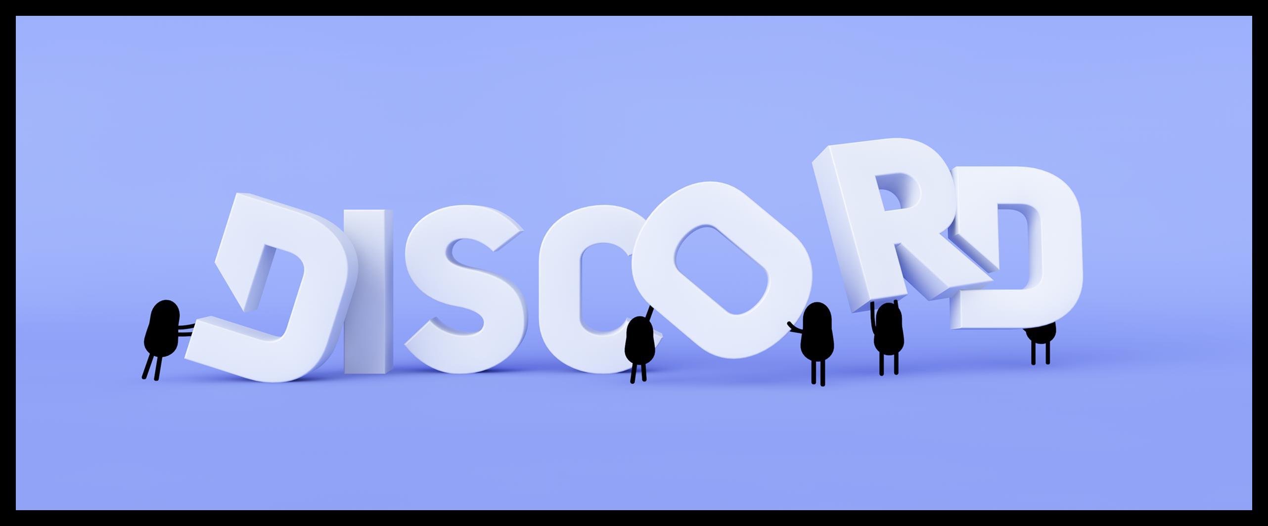 Картинка Логотип Discord