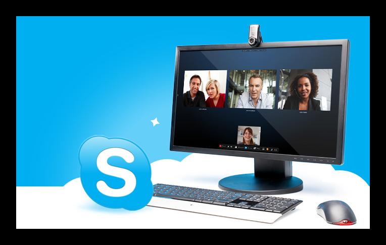 Изображение Skype for business