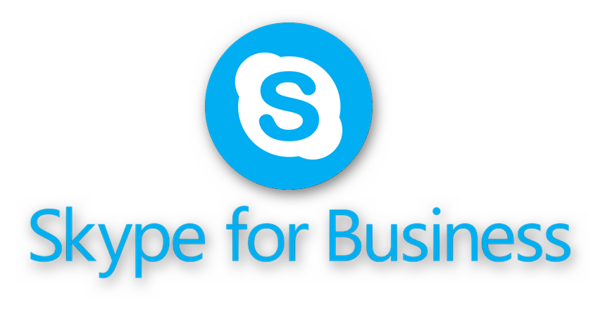 Логотип Skype for business
