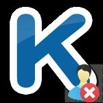 Как удалить страницу через Kate Mobile