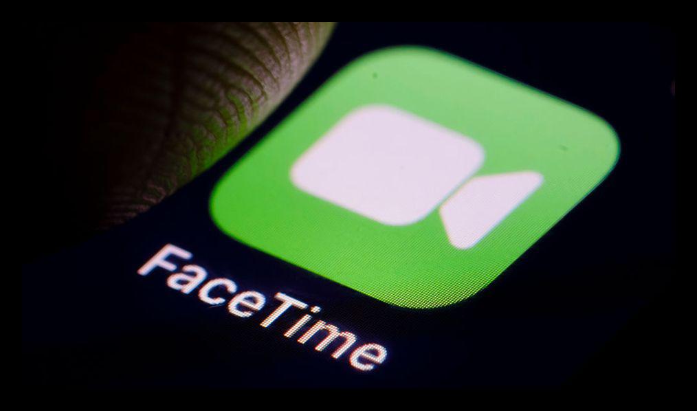 Картинка FaceTime