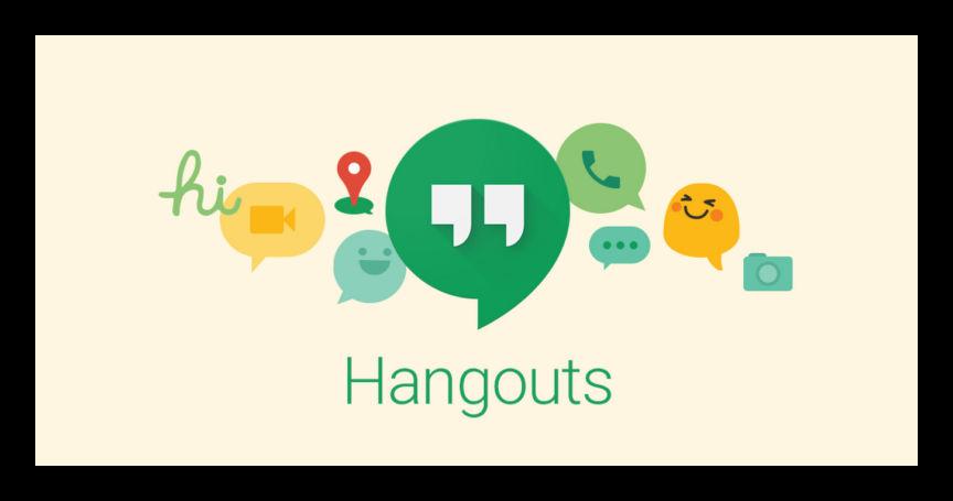 Картинка Google Hangouts