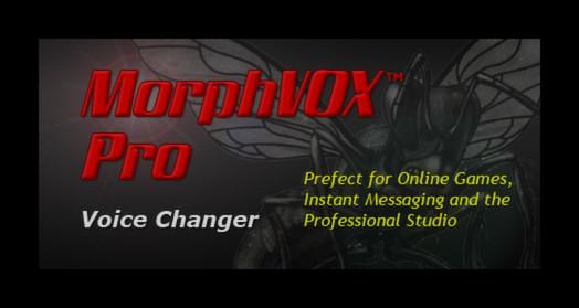 Картинка MorphVOX Pro