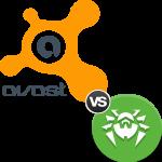 Что лучше: Avast или Dr Web