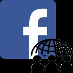 Как найти группу в Фейсбук
