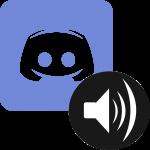 Как передавать звуки в Discord