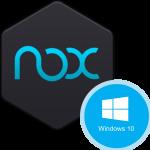 Nox App Player для Windows 10