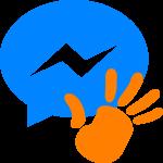 Что значит помахать в Фейсбук Мессенджер