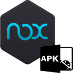 Установка приложений в Nox App Player