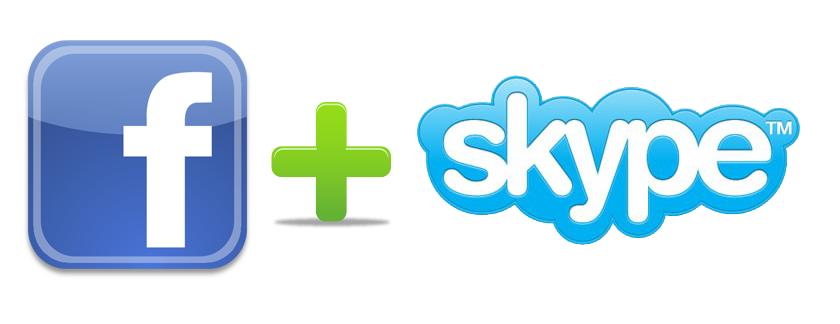 Фейсбук и Скайп