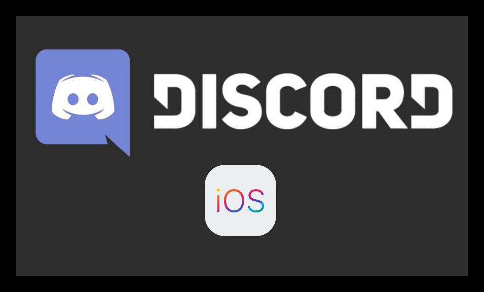 Изображение Discord для iOS