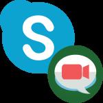 Как сделать видеозвонок по Skype
