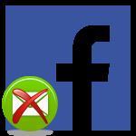 Как удалить сообщение в Facebook
