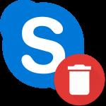 Как удалить контакт в Skype