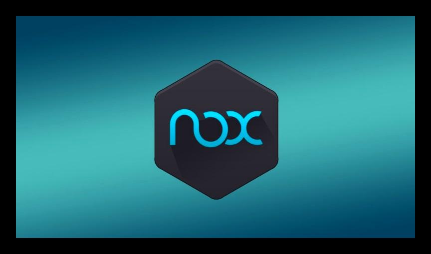 Логотип Nox