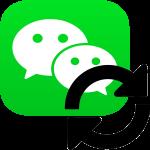 Обновление WeChat до последней версии