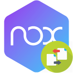 Как копировать файлы между Nox App Player и компьютером