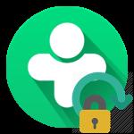 Как восстановить пароль в Друг Вокруг