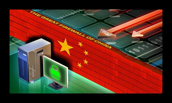Картинка Китайский фаервол