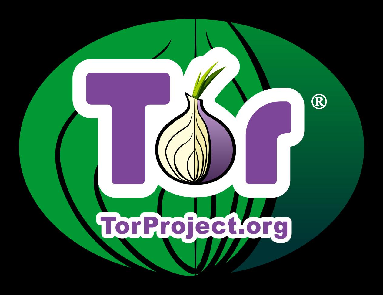 Картинка Округлый логотип Tor