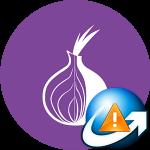 Прокси-сервер отказывается принимать соединения в Tor Browser