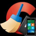 CCleaner для Windows Phone