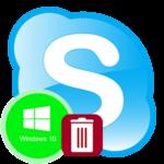 Как удалить встроенный Skype в Windows 10