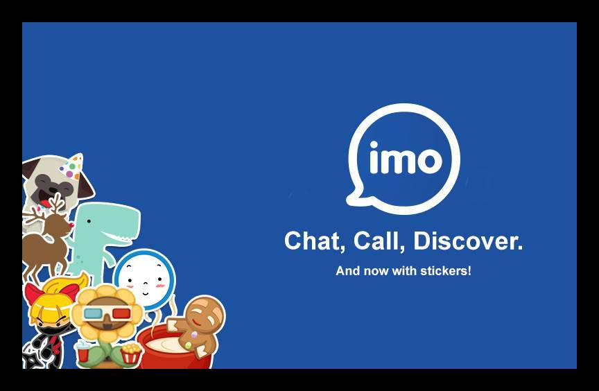 Картинка imo – видеозвонки и чат