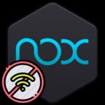 Не работает интернет в Nox App Player
