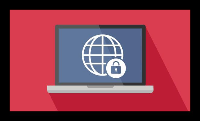 Картинка Безопасность в Сети