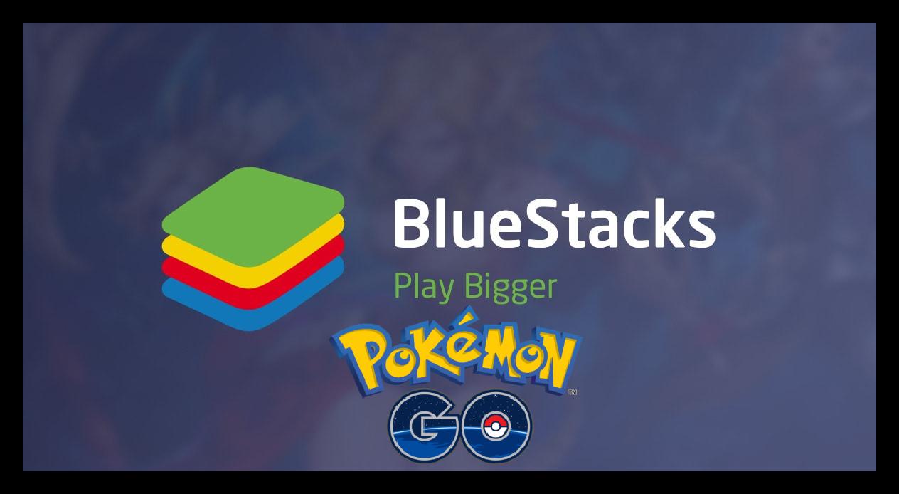 Картинка Pokemon Go для BlueStacks