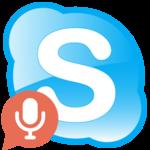 Отправка звукового сообщения через Скайп