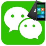WeChat для Windows Phone
