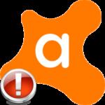 Ошибка в Avast «сервер rpc недоступен»