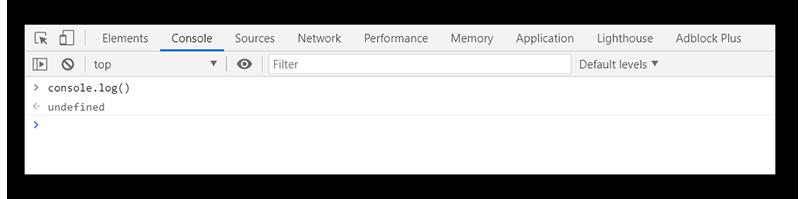 Работа с методами в режиме разработчика в Гугл Хроме