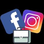Бизнес-страница в Фейсбук для Инстаграм