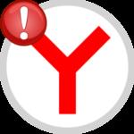Что делать, если не отвечает Яндекс.Браузер