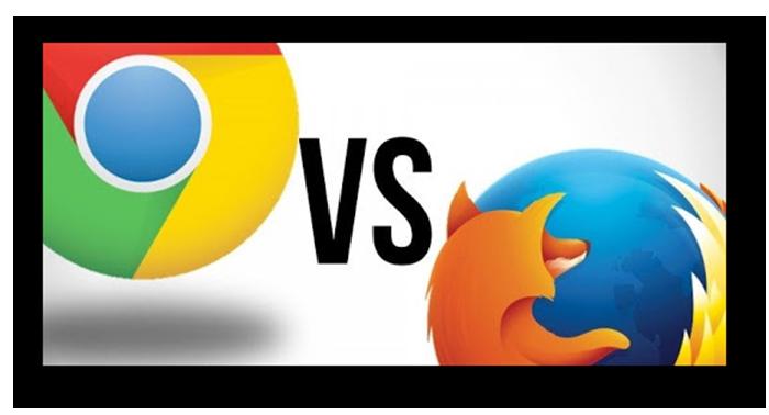 Фаерфокс против Гугл Хром