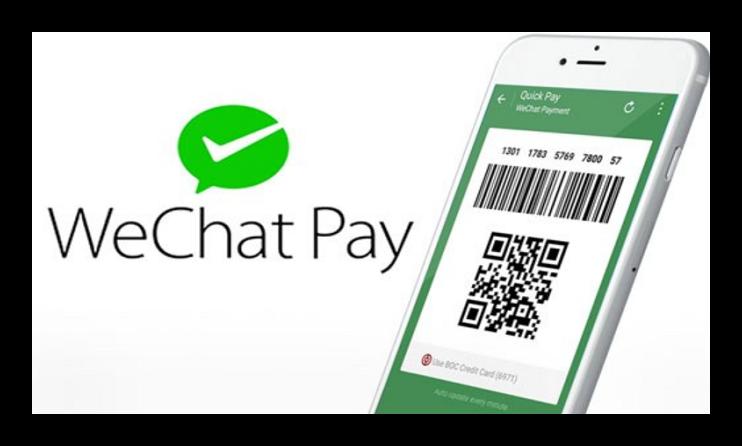 Изображение WeChat Pay