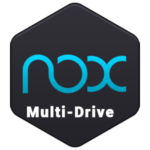 Как использовать функцию MultiDrive в Nox App Player