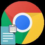 Как сохранить страницу в Google Chrome
