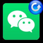 Как восстановить WeChat