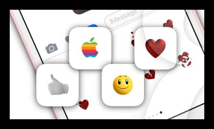 Картинка Стикеры для iMessage