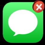 Не работает iMessage