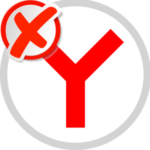 Закрывается вкладка при нажатии на нее в Яндекс.Браузере
