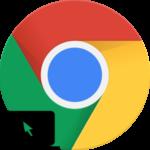Черный экран в Google Chrome