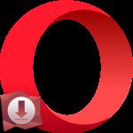 Как изменить место загрузки файлов в Опере