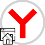 Как настроить домашнюю страницу в Яндекс.Браузере