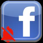 Как отключить уведомления Facebook